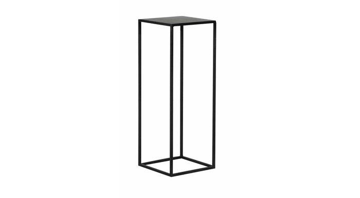 Stolik barowy stojak wysoki ISAAC 75 cm