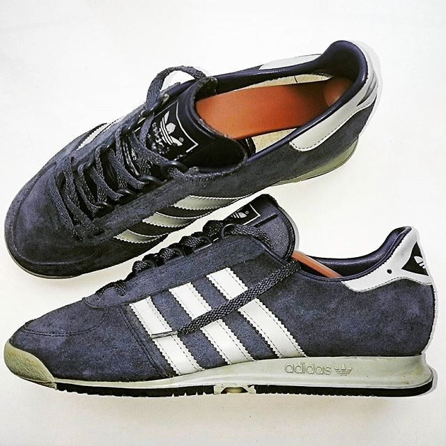 Adidas Napoli. Made in West Germany. #adidasoriginals #adidasnapoli  #adidasvintage