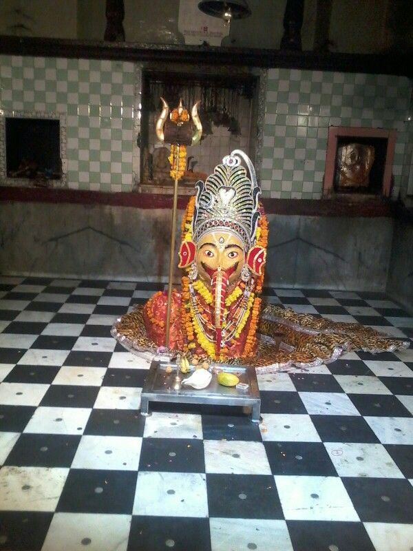 Lord Mahadev in Ganesha avtaar