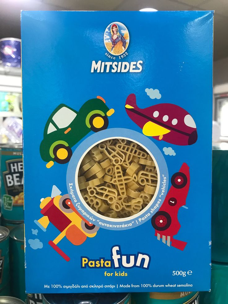 Kids pasta by Mitsides http://www.mitsidesgroup.com/products-listing/kids #packaging #kids