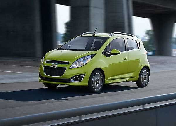 2018-2019 Chevrolet Spark — a compact economical car at an affordable price