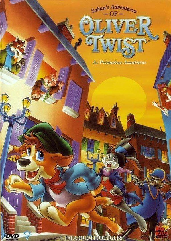 Les nouvelles aventures d'Oliver Twist (TV Series 1997–1998)