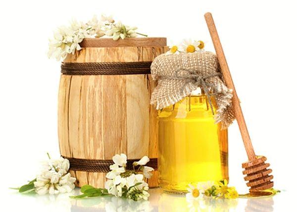 Akátový med
