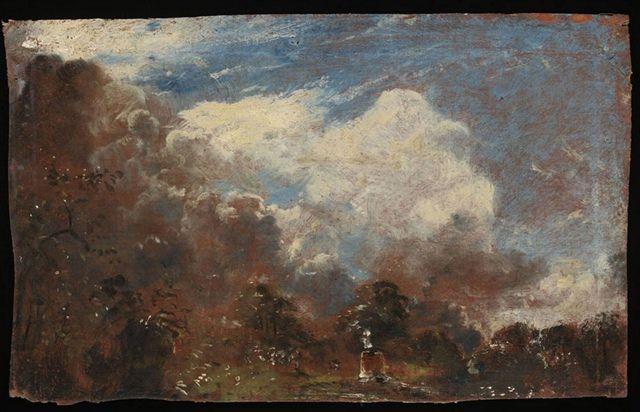 İngiliz romantik dönem ressamı John Constable'ın kendi tablosuna gizlediği yeni bir resim keşfedildi 19. yüzyıl İngiliz romantik ressamı John Constable'ın gizli resmi kendi tablosunun içinde, Victoria ve Albert Müzesi'nde keşfedildi.