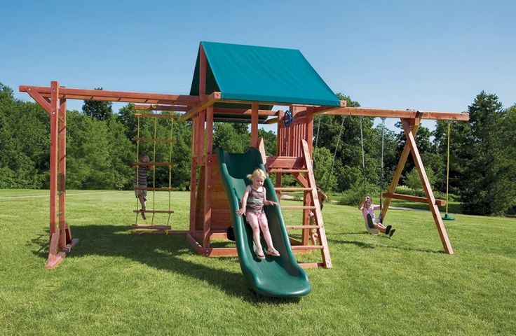 Swing Sets For Small Backyards For Kids With Backyard Playground Kids