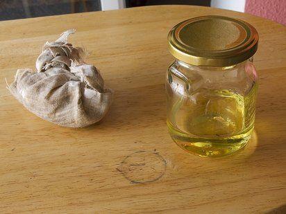 319 best ideas de manualidades images on pinterest - Aceite de linaza ...