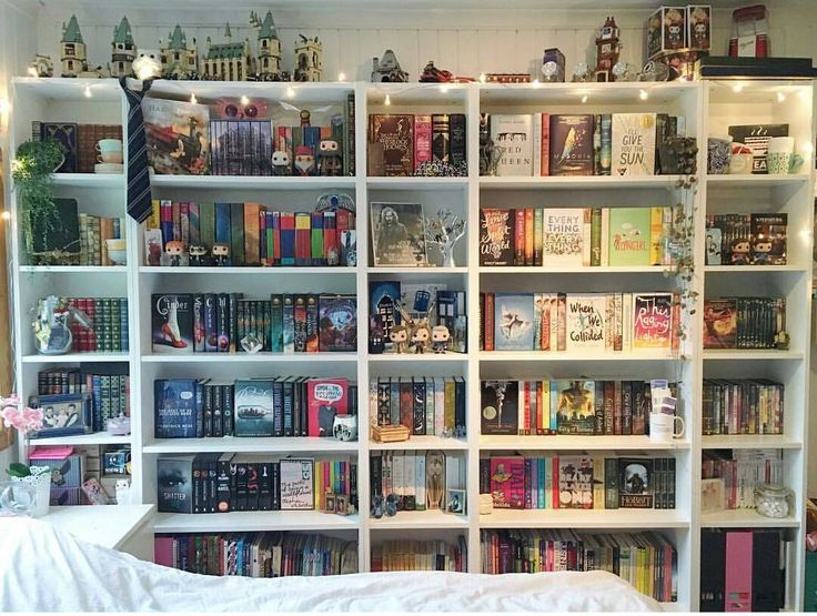I Want A Bookshelf Like This One