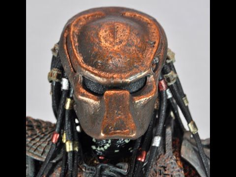 Electrified Porcupine - Toys, Collectibles, Action Figures, Music, WWE, and More!: City Hunter Predator 1/4 Scale Figure by NECA Toys...