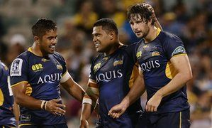 Brumbies punish Hurricanes in huge win to start to Super Rugby season