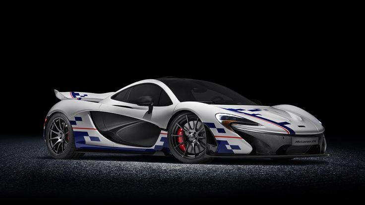 2015 McLaren P1 Prost  http://www.wsupercars.com/mclaren-2015-p1-prost.php