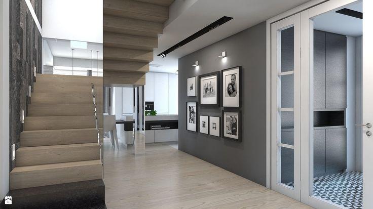 Hol / Przedpokój - zdjęcie od A2 STUDIO pracownia architektury - Hol / Przedpokój - A2 STUDIO pracownia architektury