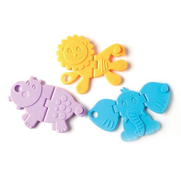 Fat Brain Toys - Animal Crackers