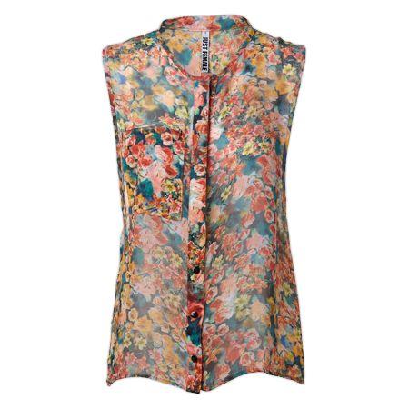 JUST FEMALE - Bloom shirt #MQ #Mqfashion