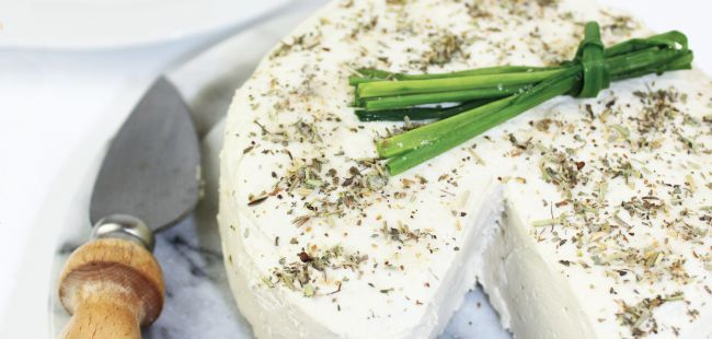 Basic Herbed Cheese by Mimi Kirk: I love this recipe!