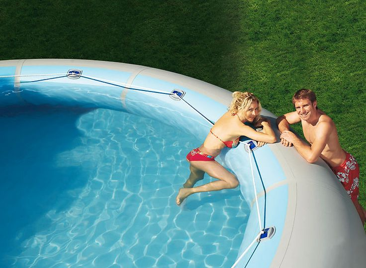 Above Ground Pools Decks Idea | ... an in or above ground swimming pool pools less than 150 square feet