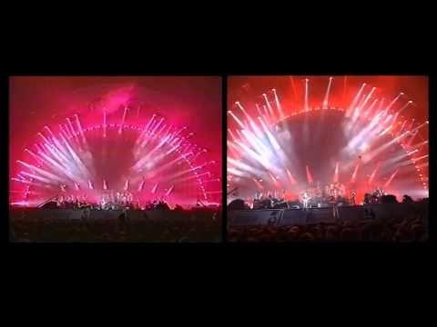 Pink Floyd Live PULSE vs PPV Multicam 1994
