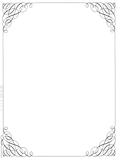 VintageFeedsacks: Free Vintage Clip Art - Calligraphy Borders and Frames