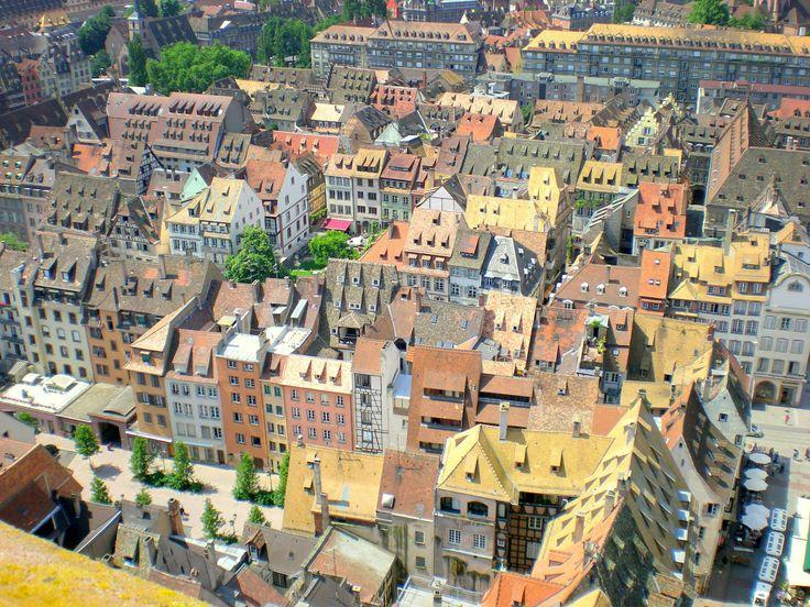 Страсбург. Франция http://ohfrance.ru/strasburg-0