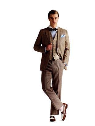#Stile #anni #Venti: il ritorno del Grande #Gatbsy anche sulle passerelle!