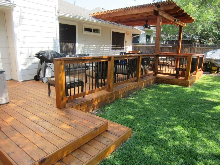back deck designs arbor low deck this would be