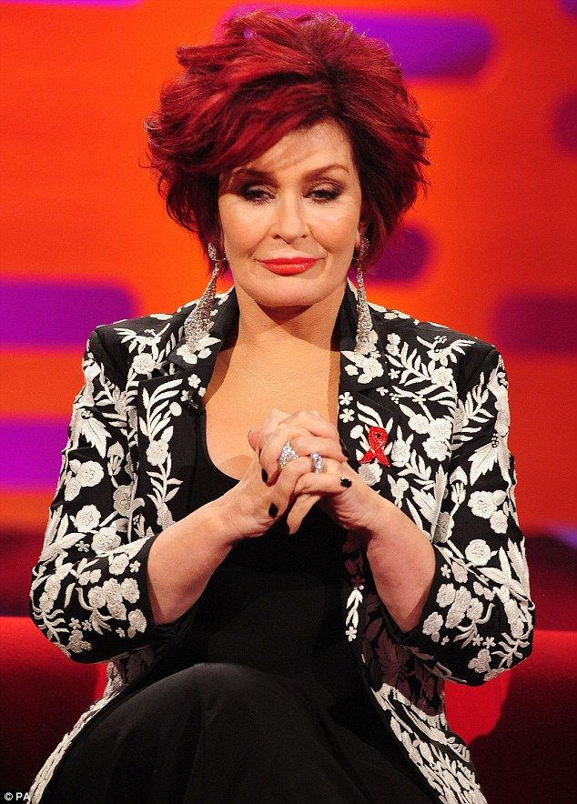 Sharon Osbourne on The Graham Norton Show