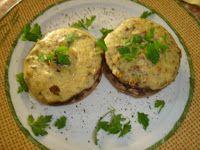 Make My Day! : Μανιτάρια γεμιστά με μπεσαμέλ και μπέικον