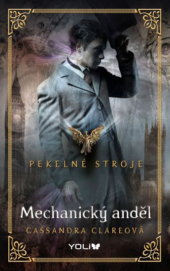 Kniha Pekelné stroje 1: Mechanický anděl | bux.cz