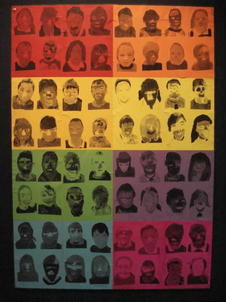 2012 Group Children's Art Killara Primary School 'Strength in Diversity'