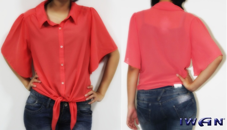 SIZE: S,M,L  COLOR : YELLOW, BLUE, RED
