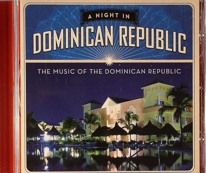 dominican republic angela carrascoimages | VARIOUS A Night In Dominican Republic vinyl at Juno Records