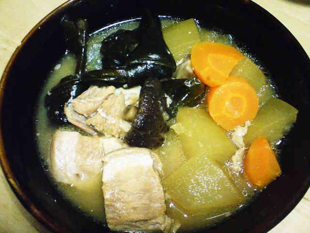 沖縄風☆冬瓜の味噌煮(シブインブシー)の画像
