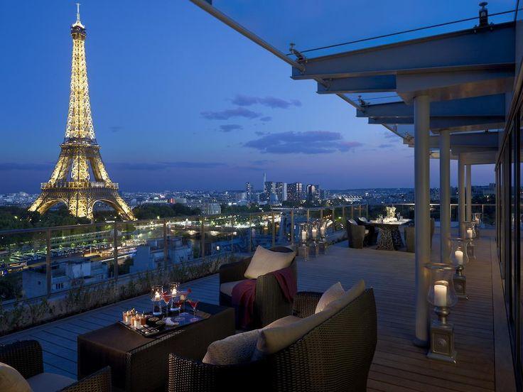 Shangri La Hotel - France