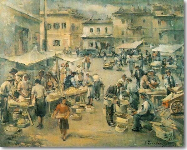 Σπυρόπουλος Γιάννης-Λαϊκή Αγορά ΙΙ, 1943
