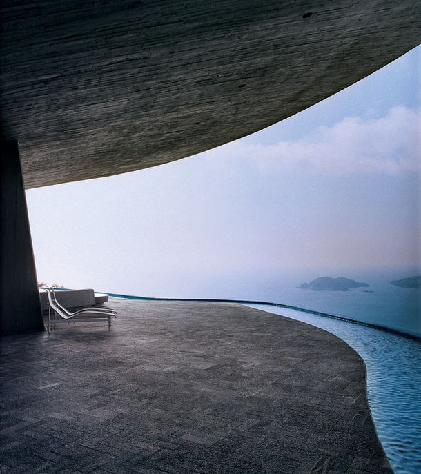 Вилла в Акапулько  Архитектор Джон Лотнер