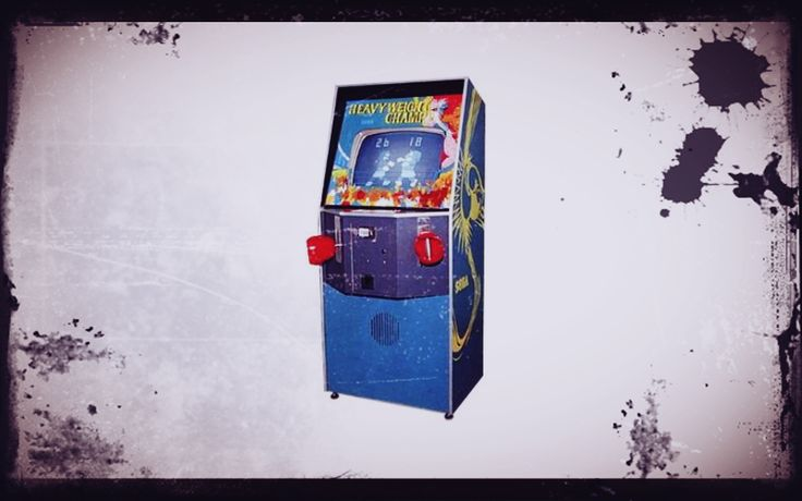 Heavyweight Champ 1976: The first fist of fighting games!