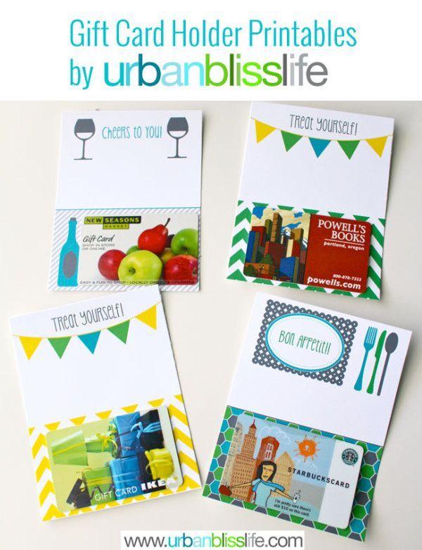 Printable Teacher Appreciation Gift Card Holder Teacher Appreciation Gift Card Printable Gift Cards Teacher Appreciation Gifts Printables