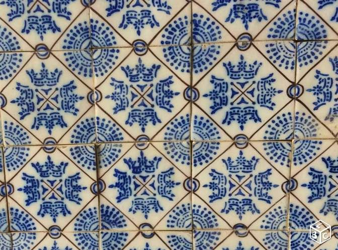 712 best images about desvres on pinterest blue tiles for Carrelage desvres