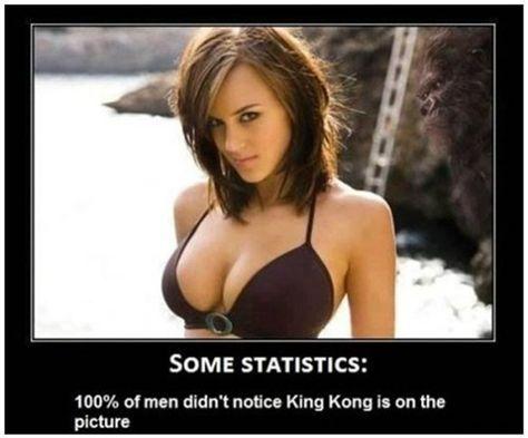'섹시한 여성만 보면…' 남성 100%가 속는 사진은? :: 네이버 뉴스