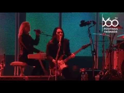 PLACEBO live @ POSITIVUS festival 2015 Full Concert