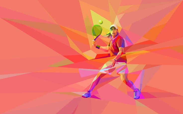 """A series of 11 illustrations created for the Estrella Damm World Padel Tour. Padel (also known as padel tennis) is a racquet sport played extensively in Spain and Latin America and extending fast in Europe. For the World Series 2013-2014 I have been asked to create 11 illustrations based on my neo-futuristic work. Illustration: Charis Tsevis Art Direction: ruiz+company, Barcellona. Best viewed large. Attention: Big file. (23629 x 11000 pixels = 78.8"""" x 36.7"""" @ 300 ppi) Made with custom de..."""