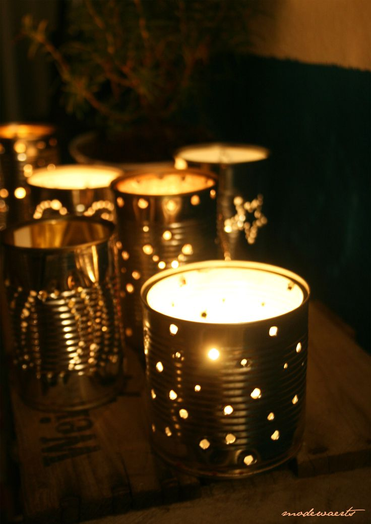 Confetti lantern