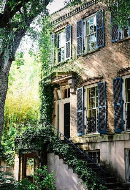 17 best images about georgia on pinterest amphibians green trees and savannah historic district Beautiful homes and gardens