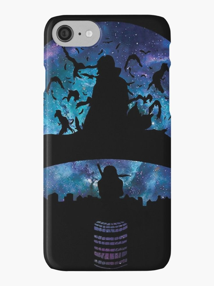 naruto iPhone Cases & Skins