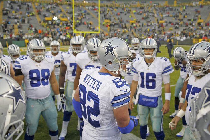 2015 Season, Week 14 Cowboys vs. Packers