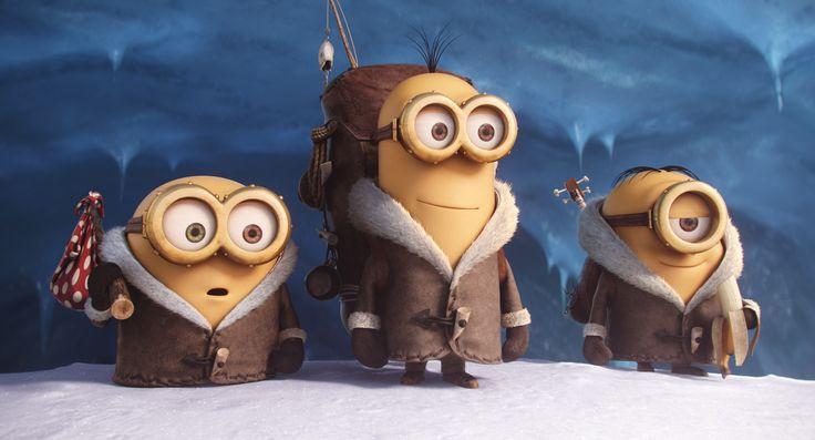 It's here! Watch the #Minions trailer now! http://unvrs.al/MNSTRLR