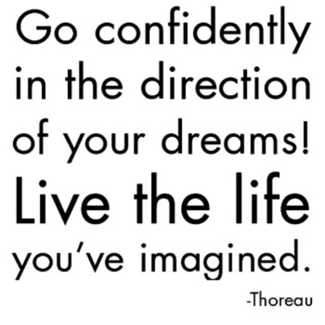 Living the dream !