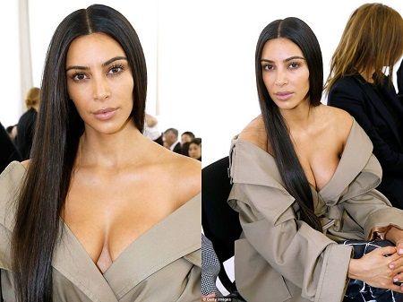 #nomakeup #kimkardashian