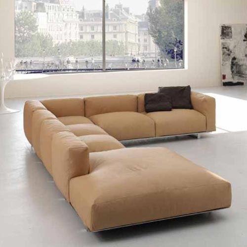Ecommerce divani di design in tessuto