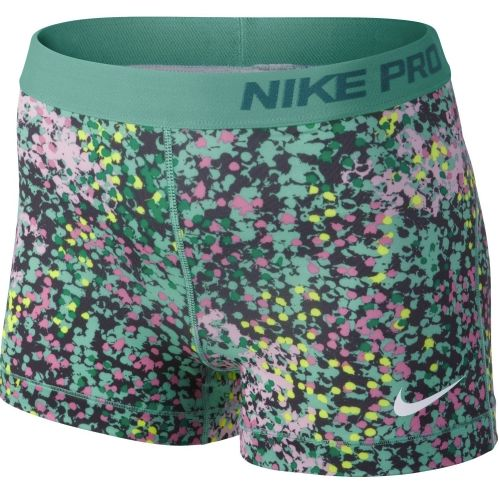 "Nike Women's Pro Core 3"" Printed Compression Shorts available at Dick's Sporting Goods"