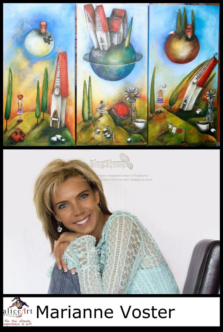 Marianne Vorster: Droomwereld van n kind - groot kind!